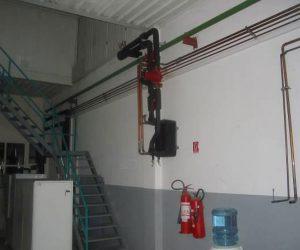 Industrijska pralnica s toplotno črpalko 22