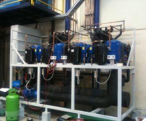 Vodne hladilne naprave za pripravo tehnološke vode 15