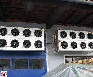 Vodne hladilne naprave za pripravo tehnološke vode 16