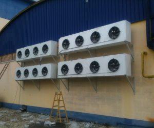Vodne hladilne naprave za pripravo tehnološke vode 17