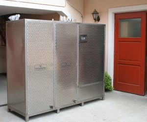 Vodne hladilne naprave za pripravo tehnološke vode 20
