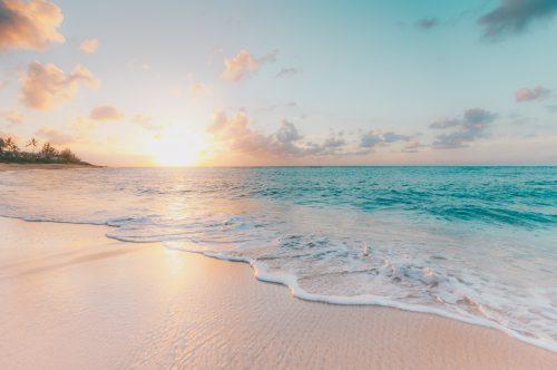 Slika plaže