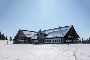 Ogrevanje turističnega objekta Alpska perla